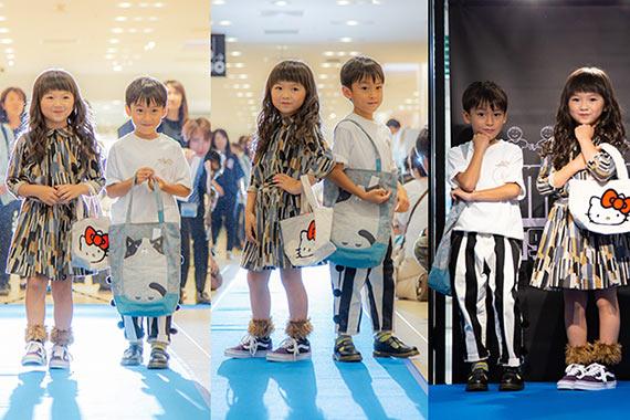 大丸梅田店ファッションショー